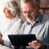 Receiving a pension